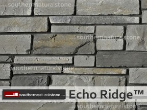 Cultured Stone, Country Ledgestone, Echo Ridge