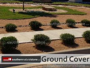 Ground Cover, Decomposed Granite, Southern Stone, TX