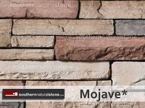Cultured Stone, Country Ledgestone, Mojave